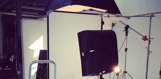 softbox photography