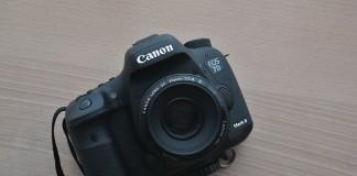 7D Mark II Camera