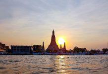 Thailand River